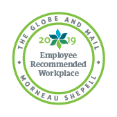Employee Recommended Workplace Badge 2019