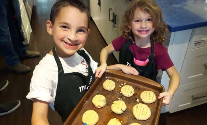 Have A RMHC Cookie, Help A Family!