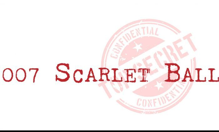 Red Shoe Society Scarlet Ball 2019