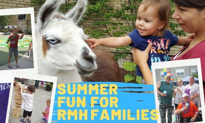 Summer Fun for Families Fundraiser