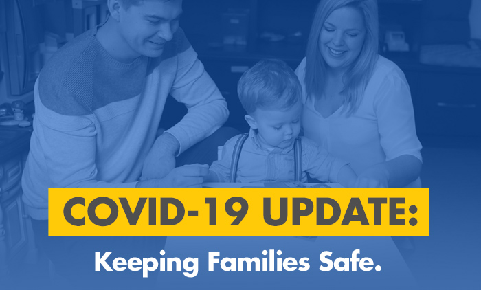 Important Update: Keeping Families Safe