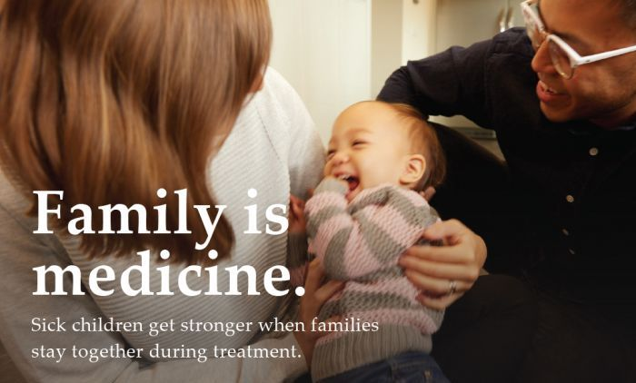 Family is Medicine Mission Campaign