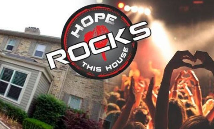 Hope Rocks This House